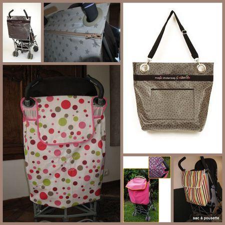tuto sac poussette couture b b enfant pinterest sacs tuto sac et bricolage. Black Bedroom Furniture Sets. Home Design Ideas