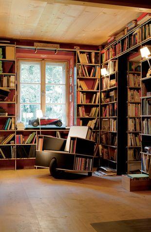 Bookinist: Bookinist - Nils Holger Moormann