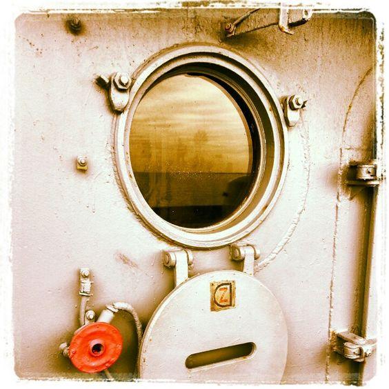 #Port hole USS #Lexington
