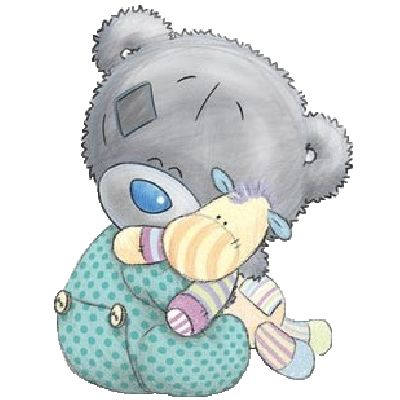 Baby boy teddy bear clip art - photo#9