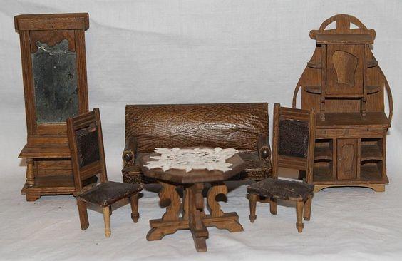 Gründerzeit Salonmöbel um 1895 | eBay