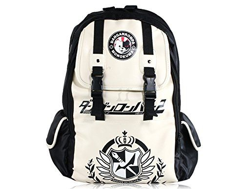 aFirst BBPU01 Dangan Ronpa Faux Leather Backpack Computer Bag with Zipper Closure BBPU01 http://www.amazon.com/dp/B00LVXLKCC/ref=cm_sw_r_pi_dp_DW5Dvb059FCZN