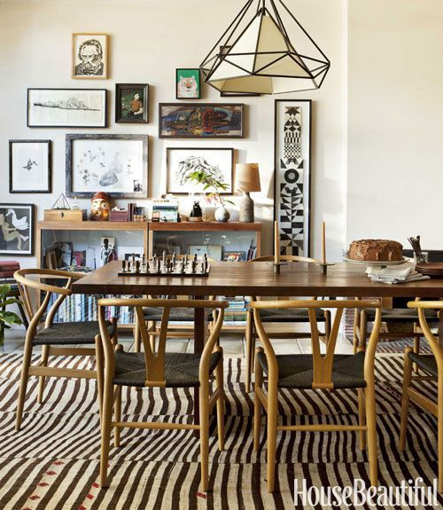 A Japanese Inspired Home Esszimmer Inspiration Haus Und