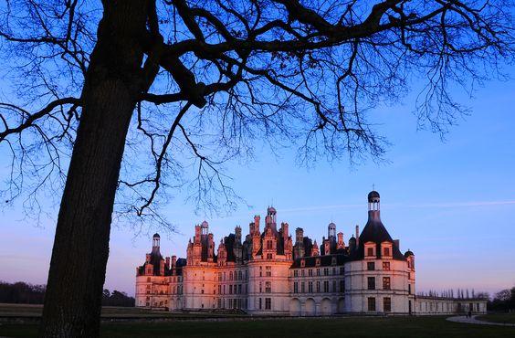 (c) DNC / Léonard de Serres - Château de Chambord, photos d'exceptions