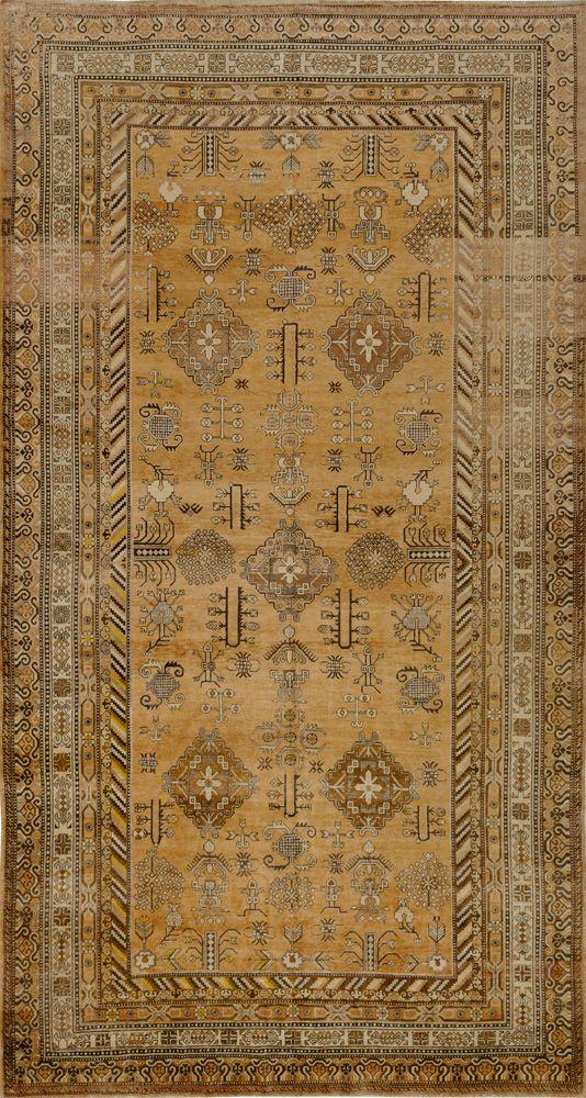 Matt Camron Rugs U0026 Tapestries   Antique Collection   Antique Oriental  Khotan Rug   16774AF