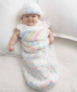 Crochet baby, Baby cocoon and Crochet projects on Pinterest