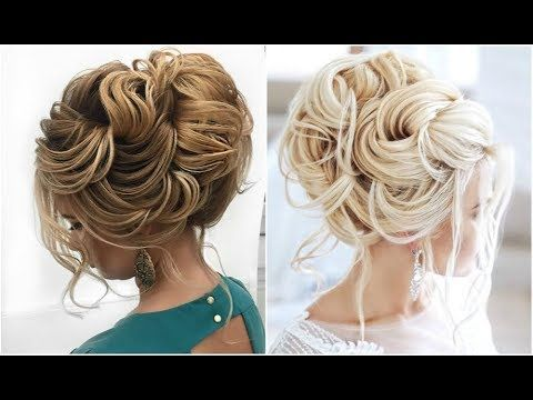 Elegant Hairstyle Ideas Beautiful Elegant Compilation Youtube Simple Elegant Hairstyles Elegant Hairstyles Easy Hairstyles