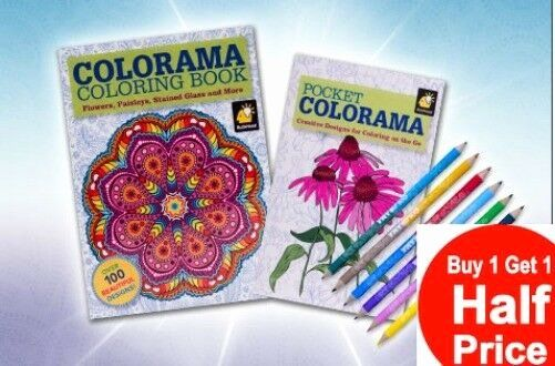 Colorama Coloring Book Commercial Best Of Colorama Coloring Book With Colored Pencils Magic Pocket Coloring Book Coloring Books Melanie Martinez Coloring Book