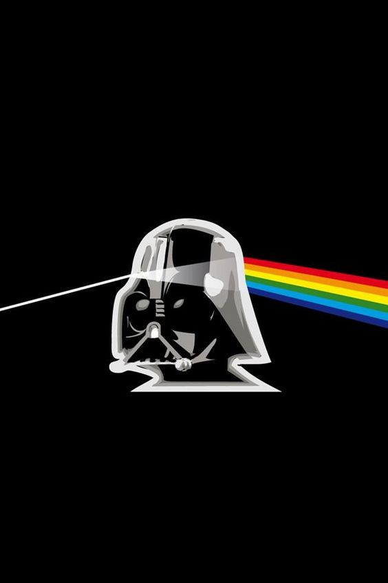 The dark side of the... oh, never mind