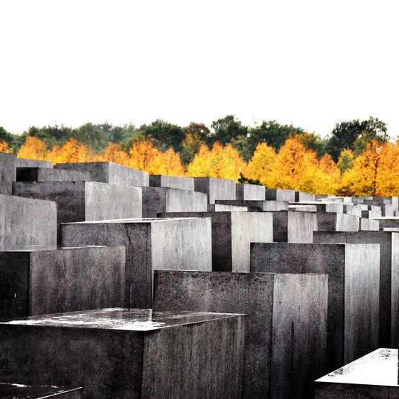 Memorial to the Murdered Jews of Europe by Peter Eisenman