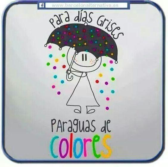 #entrenaroptimismo, el #color importa. Que no desaparezca de nuestra vida.