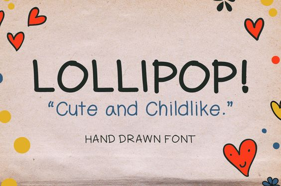 Lollipop by Clouded by Design on @creativemarket