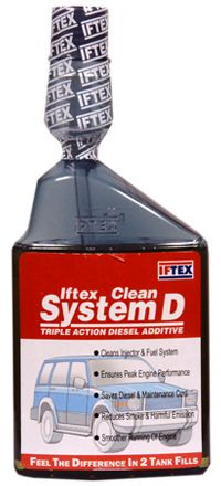 how to clean the inside of a diesel fuel tank