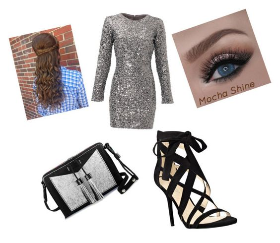 """""""Night out"""" by kennzie-186 ❤ liked on Polyvore featuring Slate & Willow, Nine West and Carianne Moore"""