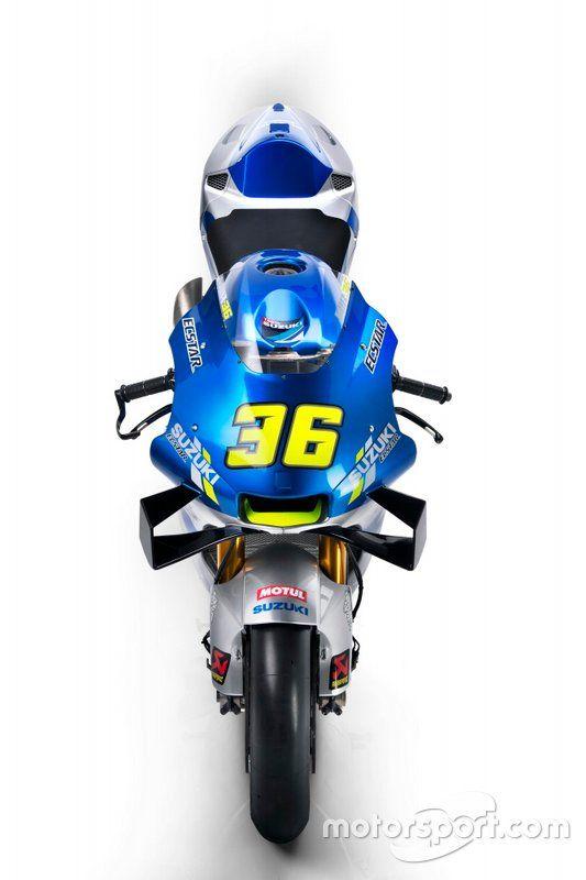 Gsx Rr 2020 Of Joan Mir Team Suzuki Motogp Di 2020 Motogp Pembalap Honda