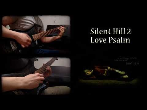 Silent Hill 2 Ost Akira Yamaoka Love Psalm Guitar Cover