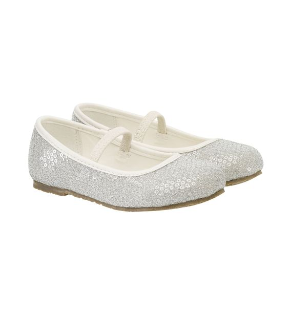 Mothercare Sequin Shoes