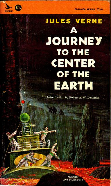 A Journey to the Center of the Earth by the_junk_monkey, via Flickr
