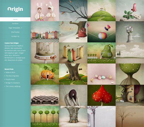Elegant Themes - Origin WordPress Theme Review