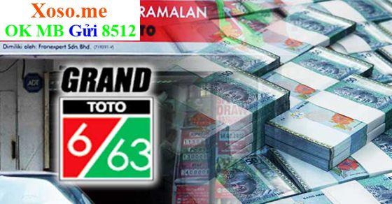 Trúng giải xổ số lớn nhất Malaysia