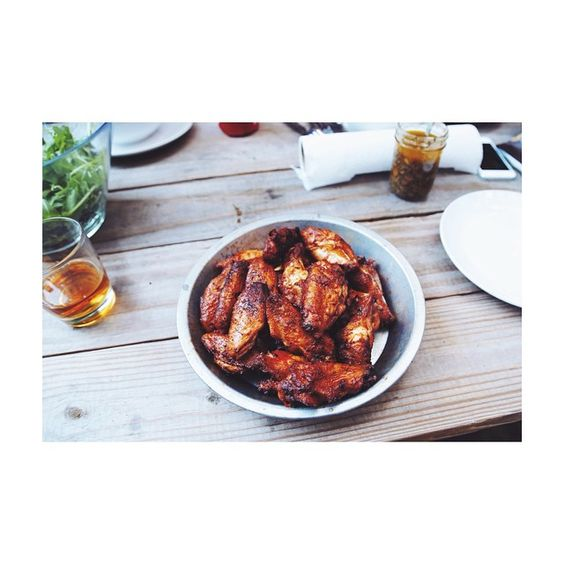 Green egg recipes, Smoked chicken wings and Smoked chicken on ...