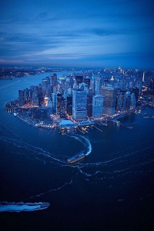 Downtown Manhattan, New York City: