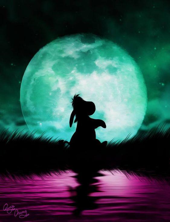 ♥ Disney Silhouetten ♥