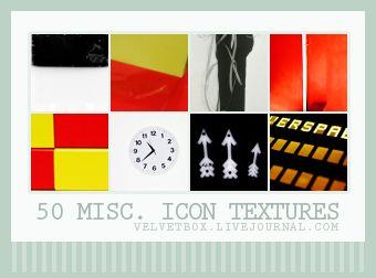 caja de seda * velvetb0x - o5. textures & brushes