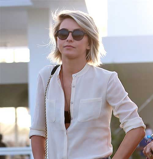 Julianne Hough Short Hair Casual Ideas For The House Pinterest And