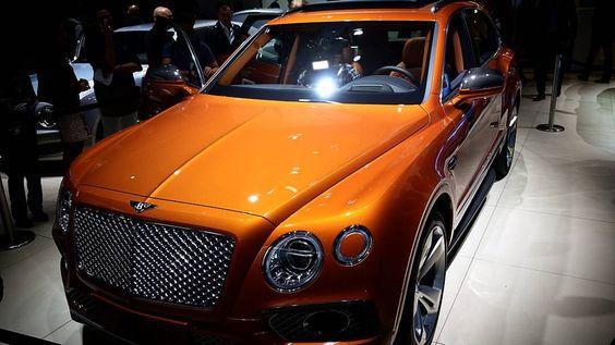 Bentley Bentayga é o SUV mais rápido do mundo: 301 km/h.. Foto: Fernando Calmon.
