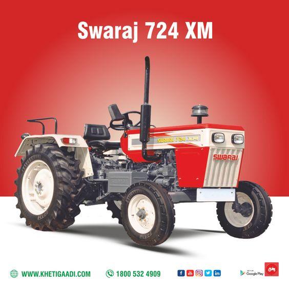 Swaraj Tractors Models Tractor Price List At Khetigaadi In 2020