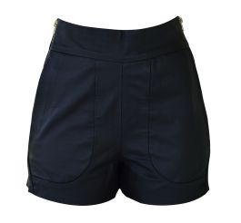 short cintura alta preto - Pesquisa Google