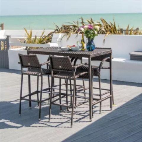 Alexander Rose Fiji 4 Sitzer Barset Gartenmobel Gartenmobel Sets Garten Essgruppe Ikea Gartentisch