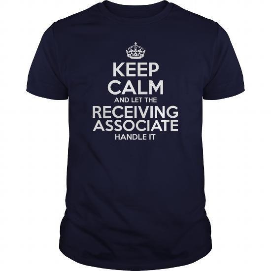 Awesome Tee For Receiving Associate T-Shirts, Hoodies, Sweatshirts, Tee Shirts (22.99$ ==► Shopping Now!)