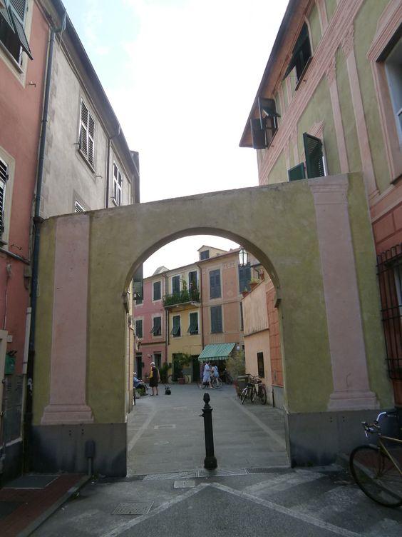 Levanto Liguria Italia (Luglio)