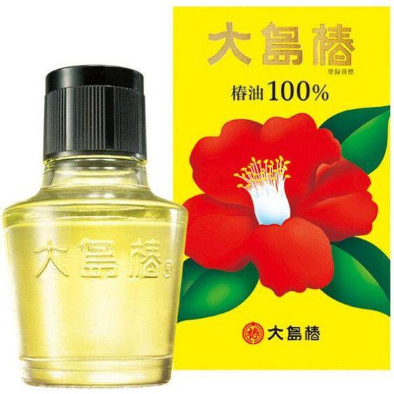 Oshima Tsubaki Pure Natural Japanese Camellia Oil 40ml