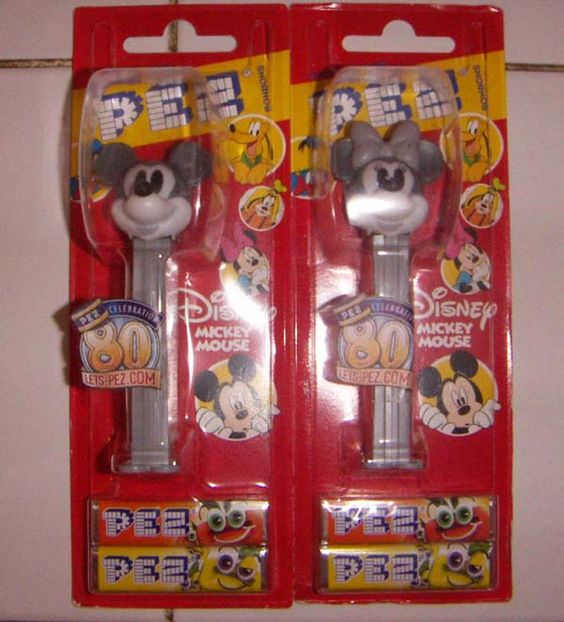 mickey Candy Pez Dispenser