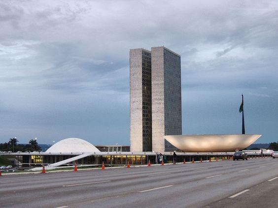 Congresso Nacional - Brasília DF | by Mauricio Portelinha