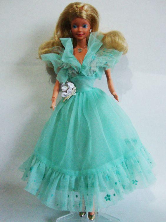 Barbie coleção 87 noite de gala