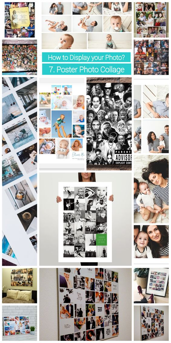 40 Inspiring Photo Collage Ideas And How To Display Abrittonphotography In 2020 Family Photo Collages Photo Collage Photo Collage Canvas