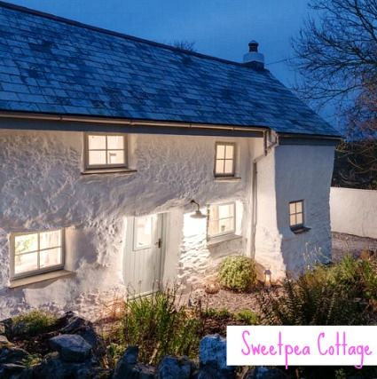 Sweetpea Cottage Vacation Rental Cornwall
