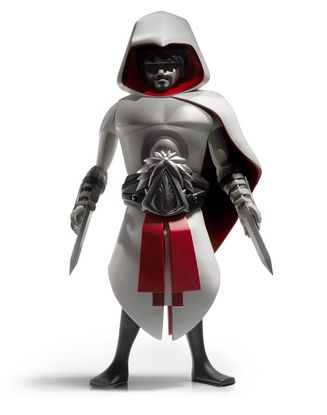 Assassin's Creed - Ezio Auditore Figurine by Coarse