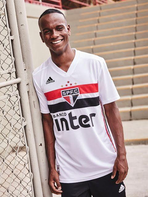 Maglia calcio São Paulo 2019-2020   Maglia, Calcio, Sao