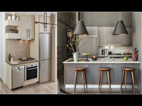 100 Ideas De Mini Cocinas Modernas Para Espacios Pequenos Cocinas Modernas 2018 Youtube Cocinas Para Espacios Pequenos Espacios Pequenos Mini Cocina