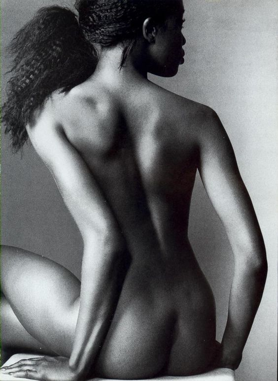 Naomi Campbell by Irving Penn, 1994