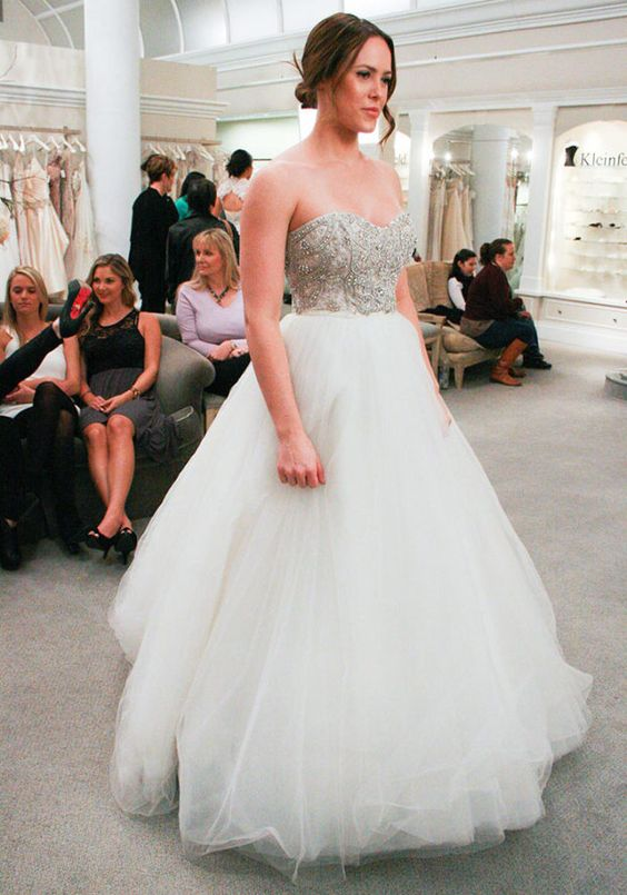 The dress kara keough said no to antique inspired for Antique inspired wedding dresses