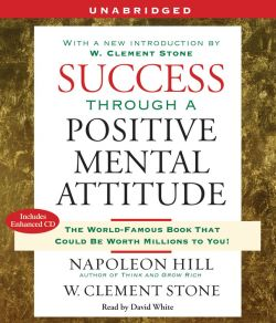 "Napoleon Hill fans! His ""Success Through a Positive Mental Attitude is on #Sale for only $5.99 thru 1/14. Sample it here: http://amblingbooks.com/books/view/success_through_a_positive_mental_attitude"