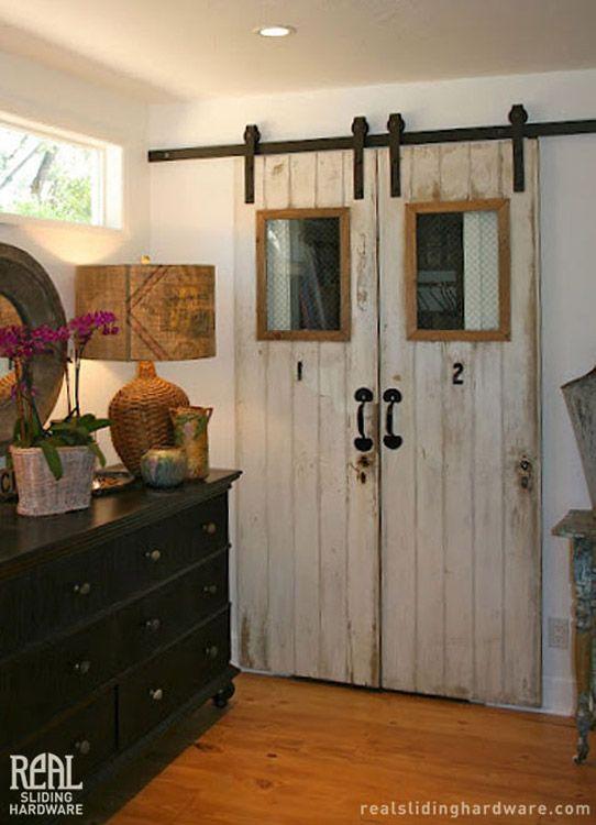 Barn Door Hardware Photo Gallery By Real Sliding Hardware Home Barn Door Projects Home Projects