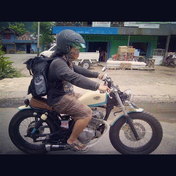 Tes Ride!!