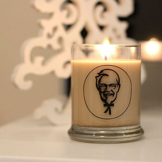 KFC Released A Scented Candle That Fills Your House With The Smell Of Fried Chicken